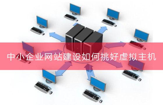 中小企业网站建设如何挑好虚拟主机-网站建设公司锐客网络